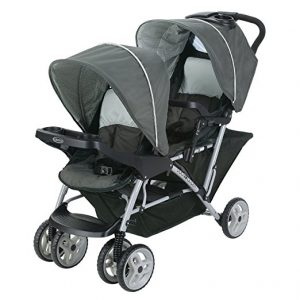Best Double Stroller for 3-Year-Old and Infant