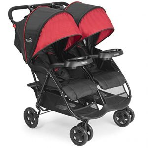 Best stroller for two under two