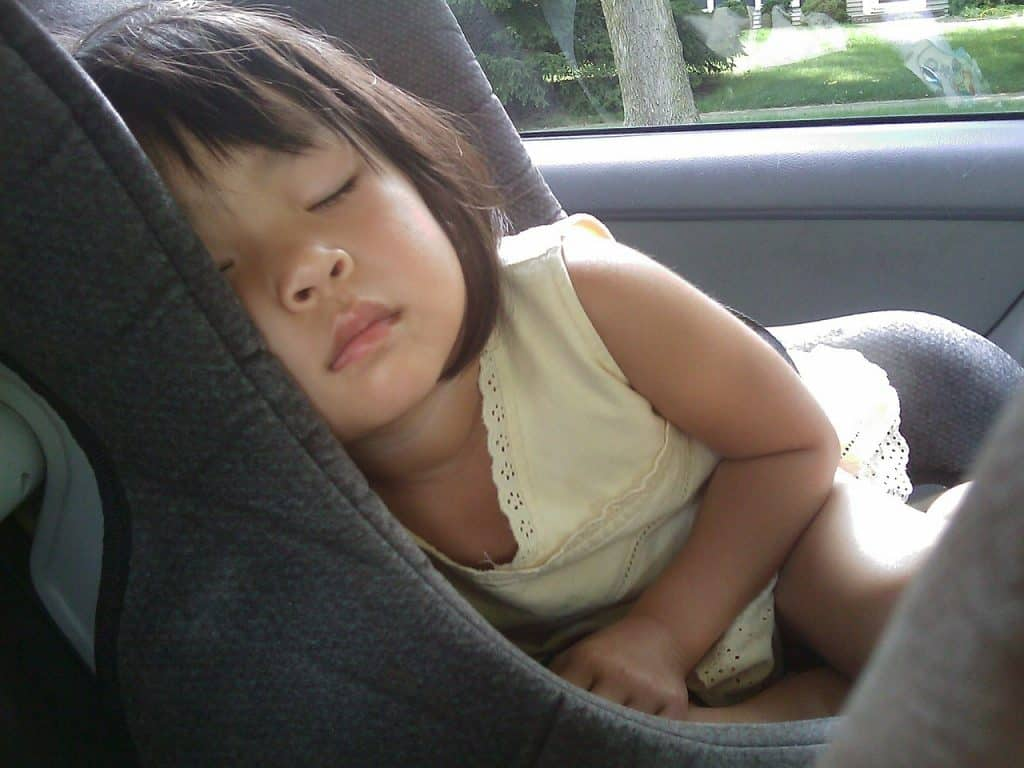 When To Upgrade From An Infant Car Seat
