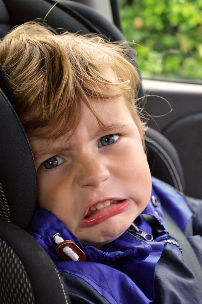 When To Remove Infant Inserts In Car Seat?