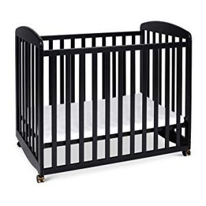 crib dimensions height