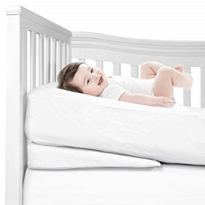 elevate crib mattress