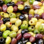 olives in pregnancy