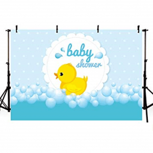 rubber ducky baby shower theme*