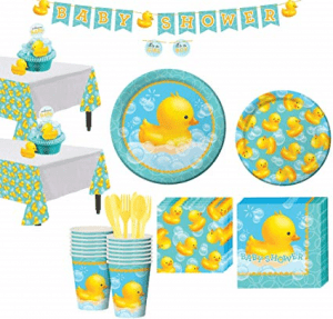 duck baby shower ideas