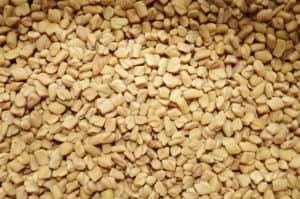fenugreek thyroid