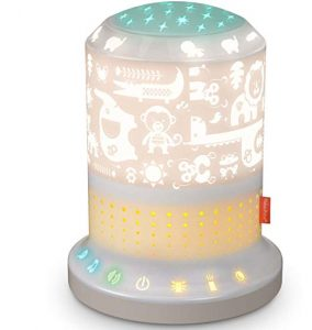 baby night light projector