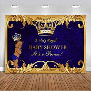 royal baby shower