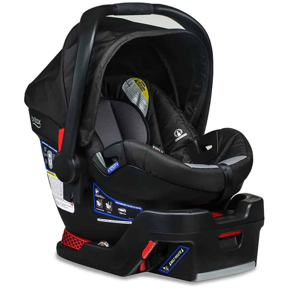 britax bsafe 35 infant car seat