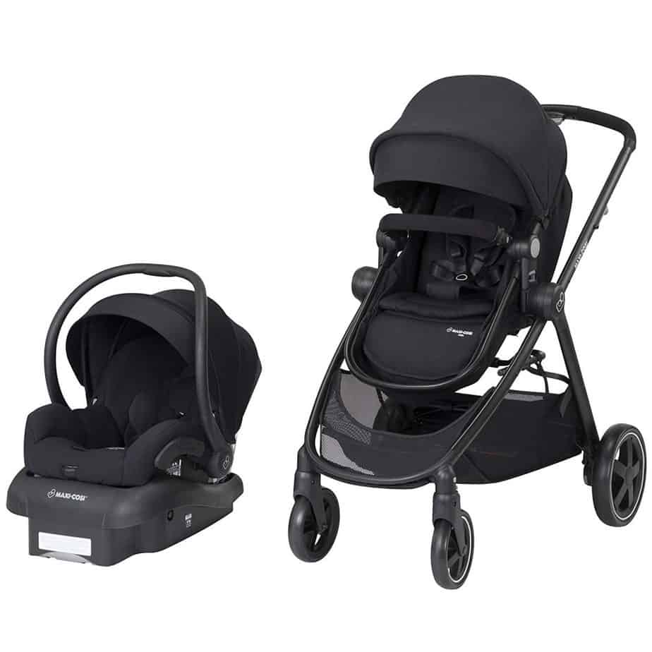 maxi cosi car seat and stroller